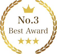 No.3 Best Award
